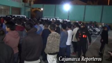 Cajamarca: Menor pidió permiso para ir a iglesia, pero en realidad se fue a tomar licor