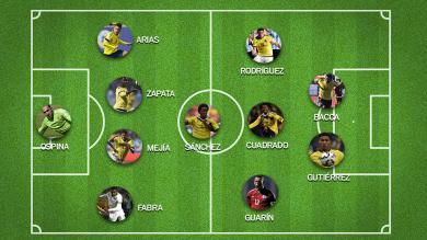 Perú vs. Colombia: 'Blanquirroja' se enfrentará a un equipo que cuesta cerca de US$300 millones