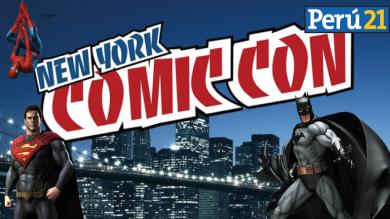 Comic-Con: ¡Perú21 tendrá la cobertura exclusiva del evento en Nueva York!