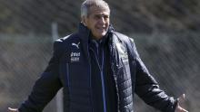 """Óscar Tabárez, DT de Uruguay: """"Siempre saldremos a ganar"""""""