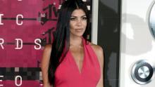 Kourtney Kardashian posó completamente desnuda para Vanity Fair [Fotos]
