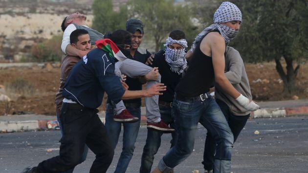 ESTADO DE ALERTA. La ola de violencia dificulta las negociaciones. (Reuters)