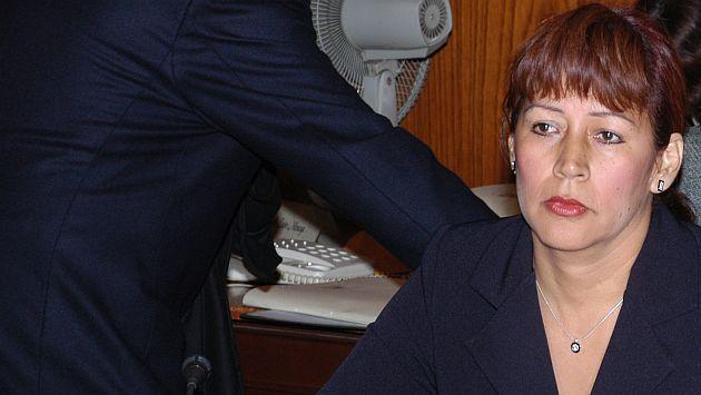 Pablo Sánchez acusó a Tula Benites de alterar la verdad en su caso