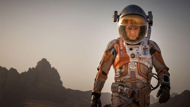 """'Misión Rescate': Una película que bien pudo llamarse """"Robinson Crusoe en Marte"""""""
