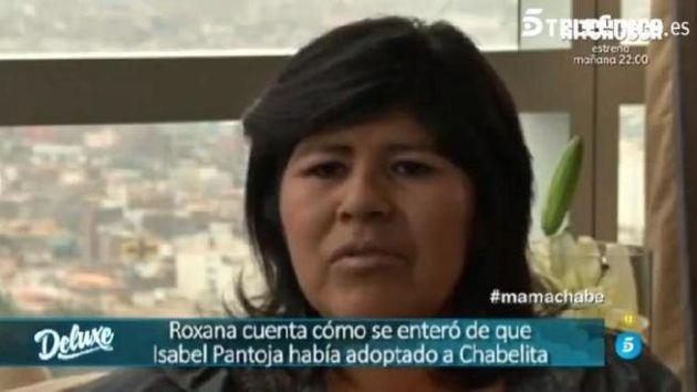 Chabelita: Su madre biológica le pidió perdón