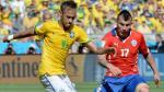 Chile y Brasil debutan en las Eliminatorias para Rusia 2018. (EFE)