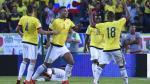 Perú cayó 2-0 ante Colombia e inició con mal pie las Eliminatorias a Rusia 2018 [VIDEO] - Noticias de teo torres