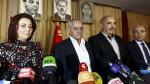 Premio Nobel de la Paz para la transición democrática en Túnez. (Reuters)