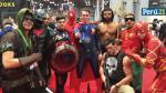 Comic-Con Peru21: Superhéroes y villanos toman Nueva York [Fotos] - Noticias de new york comic-con
