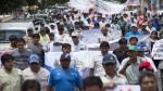 Piura: Pescadores artesanales exigen permiso provisional para cazar perico y pota. (Raúl García)