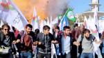 Ankara: Al menos 86 muertos por atentando contra manifestación por la paz (AFP)