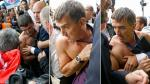 Algunos de los trabajadores detenidos de Air France son delegados del sindicato (Agencias)