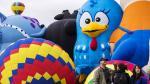 Estados Unidos: Así fue el colorido 44 festival de globos aerostáticos en Alburquerque. (Reuters)