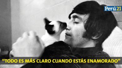 John Lennon: 10 frases para recordarlo en su cumpleaños [Fotos]
