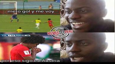 Eliminatorias Rusia 2018: Los memes tras la derrota de Perú ante Colombia
