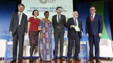 Reformas estructurales avivan el crecimiento económico de un país