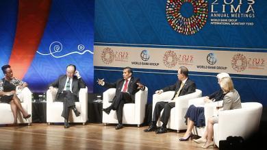 Líderes se comprometen a cumplir los Objetivos de Desarrollo Sostenible
