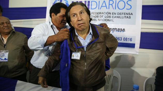 Alejandro Toledo prometió dar Internet gratuito a todos los peruanos. (Perú21)