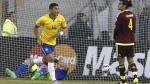 Brasil y Venezuela buscarán sumar sus primeros puntos en las Eliminatorias Rusia 2018. (EFE)