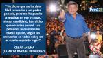 Las frases más picantes de los precandidatos. (Perú21)