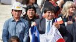 Papa Francisco recibió a mineros chilenos atrapados durante 70 días [Fotos] - Noticias de atacama