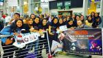 Noel Schajris llegó a Lima para ofrecer un concierto acústico - Noticias de noel schajris