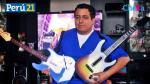 Edgar Pingo, el doctor de la guitarra - Noticias de 2007