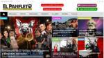 Facebook: ¿Qué hay en realidad detrás del cierre del fanpage de El Panfleto? - Noticias de censura