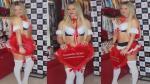 Leslie Shaw, Olinda Castañeda y Darlene Rosas se preparan para celebrar Halloween [Videos] - Noticias de darlene rosas