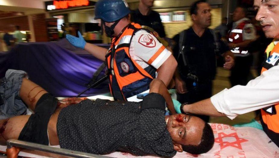 El atacante fue abatido por las fuerzas de seguridad israelíes (Reuters)
