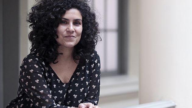 Directora de la Casa de la Literatura Peruana apuesta por al descentralización. (Anthony Niño de Guzmán)