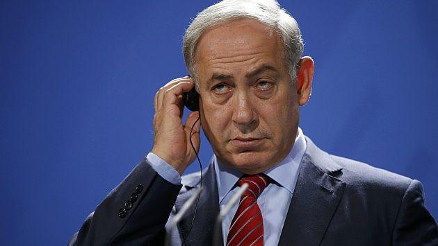 Culpables. Dice que Palestina incitó al exterminio de los judíos. (USI)