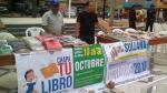 Piura: 'Chapa tu choro y déjalo paralítico' ya fue y ahora se impone 'Chapa tu libro y ponte a estudiar' - Noticias de reynaldo pena