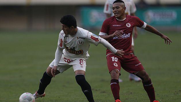 Universitario de Deportes cayó 3-2 ante León de Huánuco y se aleja de la punta. (USI)