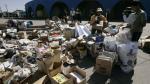 Lima genera más de 8,000 toneladas de basura al día - Noticias de maria sandoval