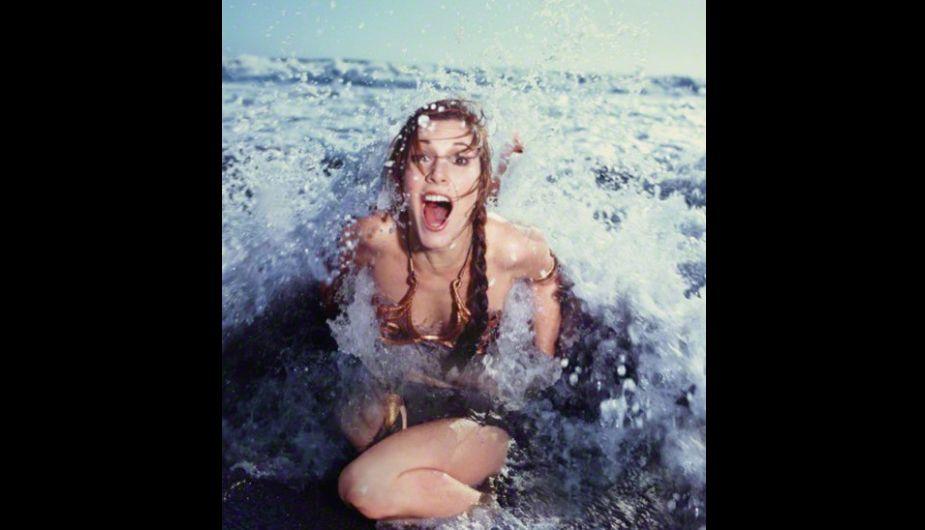 Star Wars: La infartante sesión de fotos de la princesa Leia para Rolling Stone en 1983