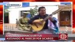 San Juan de Lurigancho: Sicarios asesinaron a cantante vernacular al interior de su casa [Video] - Noticias de extorsiones