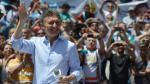 Elecciones en Argentina: Mauricio Macri saca ventaja a Daniel Scioli - Noticias de sergio massa