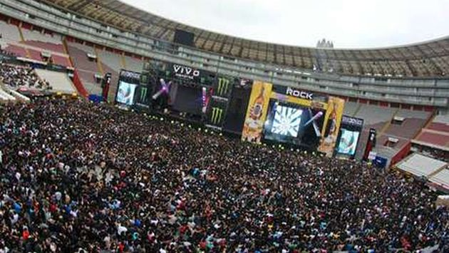 Viva x El Rock\' revela sus precios y la distribución de escenarios ...
