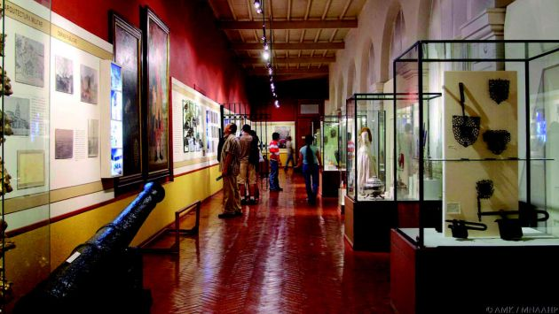 Este domingo podr s ingresar gratis a 4 museos de lima y a for Imagen del ministerio del interior