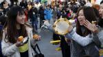 Corea del Sur y sus medidas extremas para no distraer a postulantes a la universidad [Fotos] - Noticias de cierre de negocios