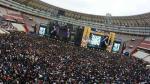 'Vivo x El Rock': Conoce los horarios y la distribución de escenarios del festival - Noticias de estadio de san marcos
