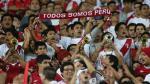 Selección peruana: Así es como los hinchas alientan hoy a la 'bicolor' [Fotos] - Noticias de rocio miranda