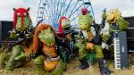 Hevisaurus: Una banda de heavy metal para los niños de Finlandia - Noticias de dinosaurio