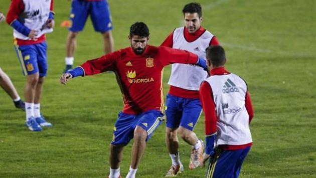 Partido amistoso España vs. Bélgica se suspendió por posible atentado. (espanol.eurosport.com)