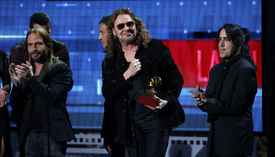 Latin Grammy 2015 EN VIVO: Estos son los ganadores de la noche