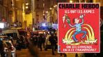 Charlie Hebdo: Esta es su portada tras los atentados en París - Noticias de liberation