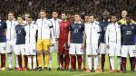 En el estadio de Wembley, hinchas ingleses cantaron La Marsellesa antes de amistoso con Francia [Video] - Noticias de boris veldhuijzen