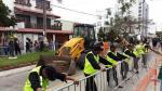 Magdalena: Vecinos se ataron a árboles en medida de protesta para evitar su tala [Video] - Noticias de francis allison