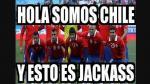 Eliminatorias Rusia 2018: Derrotas de Perú y Chile nos dejaron estos memes - Noticias de yanina caceres